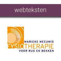 Marieke Meeuwis Fysiotherapie